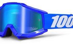 100% Accuri Reflex Blue verspiegelt und klar
