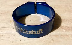 Trickstuff Ghandi Sattelklemme 34,9 mm blau