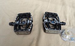 Crankbrothers Mallet 3 schwarz