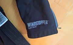 Gore Radhose Lang Windstopper XL