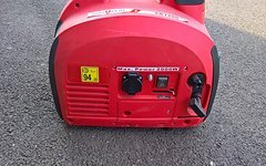 Inverter Stromerzeuger Swiss Kraft 1800