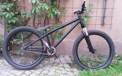 Kona Lacondeguy Dirt Street Bike Tausch LRS 650b