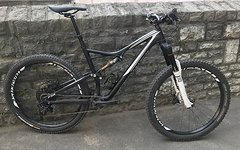Specialized Stumpjumper FSR Elite 650b Gr.L Sram Roval