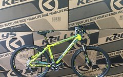 Kellys Bicycles Madman Mountainbike 799.- M oder L