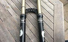 """Fox  Racing Shox Federgabel 32 Talas 150mm CTD-Adjust FIT 15QR Tapered schwarz – 26"""" Zoll"""