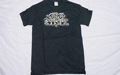 66Sick Shirt Schwarz Grösse S