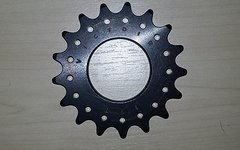 Victoire Cycles Track Cog und Lockring