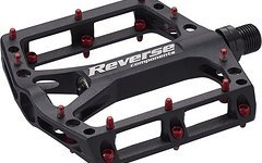 Reverse Components Black One Pedalen Weekend Deal