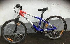 "2 Danger 24 Zoll 24"" Kindermountainbike"