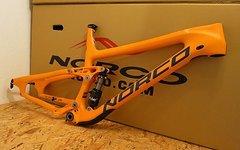 Norco SIGHT CARBON C 7.1 Rahmenkit 2015