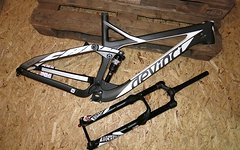 Devinci Bikes 2016 Troy Carbon inkl. Rock Shox Monarch RT3 NEU!