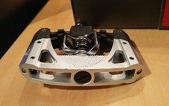 Crankbrothers Mallet 2 Plattformklickpedal silber