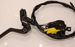 Magura MTe Carbotecture Scheibenbremse auch für Pedelec / elektrischer Bremskontakt
