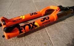 Fox Float 36 Factory Kashima ORANGE limited Edition, NEU!!