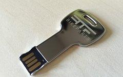 RTF Bikeparts USB Stick 8GB Schlüssel(-anhänger)