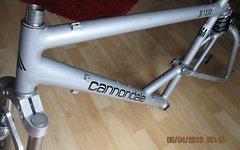 Cannondale SE 1000 mit Manitou I