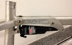 Liteville 301 MK13 Rahmen Größe S 160 mm works finish