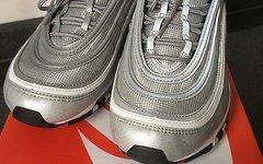 Nike Air Max 97 Silver Bullet Gr. 45 US11
