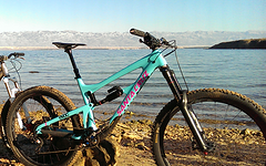 Santa Cruz Nomad Carbon 650b 27,5 Größe L