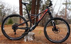 "Specialized Stumpjumper Expert Carbon 29"" Gr. M"