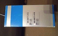 Shimano BB71 41A XT Pressfit Tretlager 89,5-92mm