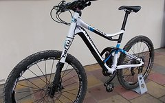 Cannondale TRIGGER 2 CARBON /MEDIUM /26 Zoll /LEFTY