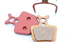 Replacement Bremsbeläge Disc für Formula ORO resin, organisch