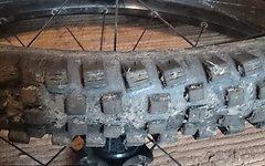 """Easton Haven Laufradsatz 26"""" QR15/X12 UST mit Reifen Schwalbe"""