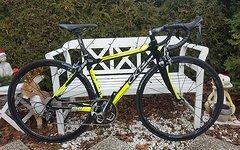 CKT Carbonrennrad CKT Ultegra 6800 Small Neu