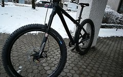 Ns Djambo 27,5 Plus Top Enduro Hardtail,  Shimano,  Rock Shox, 650b