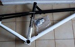 "NS Bikes ECCENTRIC CROMO 27,5"" HARDTAIL Rahmengröße S"