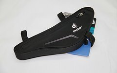 Deuter Front Triangle Bag Rahmentasche - schwarz