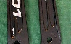 Liteville 301 Rockarm Umlenkhebel schwarz 140mm v. Neurad