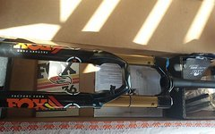 "Fox 36 Float RC2 FIT 170mm 27.5"" 2016"
