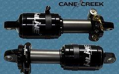 Cane Creek Double Barrel Inline 200 x 57, wie neu, frischer Service