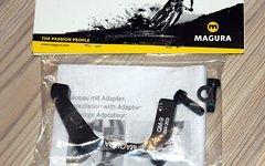Magura Disc Brake Adapter QM9 für IS auf PM HR 203 mm