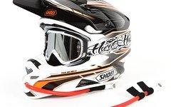 Uswe Helmet Hands Free Kit *für Trinkblasen!*