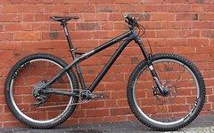 NS Bikes Eccentric Alu 650B M, Revelation, Reverb Stealth