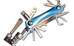 Fbp Tools UPDATE buntes Multitool 20er Miniwerkzeug Faltwerkzeug 20 Funktionen