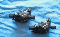 Shimano XT 785 Bremssättel