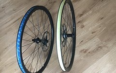 Dt Swiss / Profiline LRS Laufradsatz Carbon 650b 27,5 Enduro/AM