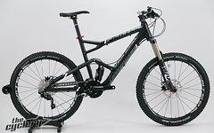 Cannondale Jekyll Alu 3 All Mountain Bike | Größe L