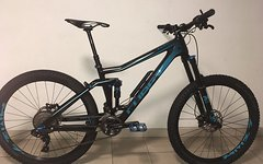 Cube Stereo 160 Vollcarbon Stereo 160 Race 27,5 M
