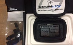 Stages Cycling Stages Dash incl. Stages Link