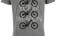 "Brothersindirt T-Shirt ""Choose Your Weapon"" grey XL *NEU*"