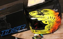 Troy Lee Designs D3 Ravage Composite MIPS Fullface Helm M *NEU* BLOWOFFPREIS!
