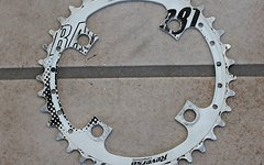 Reverse Components Race SL Kettenblatt 38T, LK: 140mm, weiß