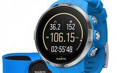 Suunto Spartan Sport blue HR, Touch GPS/Multifunktionsuhr-Uhr, NEU!