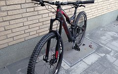 "Specialized Stumpjumper FSR Expert Carbon 29"" L 2016"