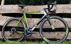 Bergamont Wahnsinnspreis !!! PRIME RS AERO CARBON RENNRAD 57cm Ausstellungsstück uvp.2899 Euro !
